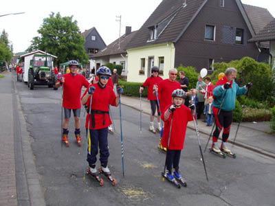 Rollski Rennen Büschergrund 2006