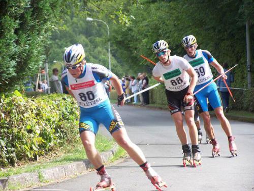 Rollski Rennen Lanzenhain und Wiesloch 2007